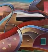 William Conger (American, b. 1937) Escanaba, 1993