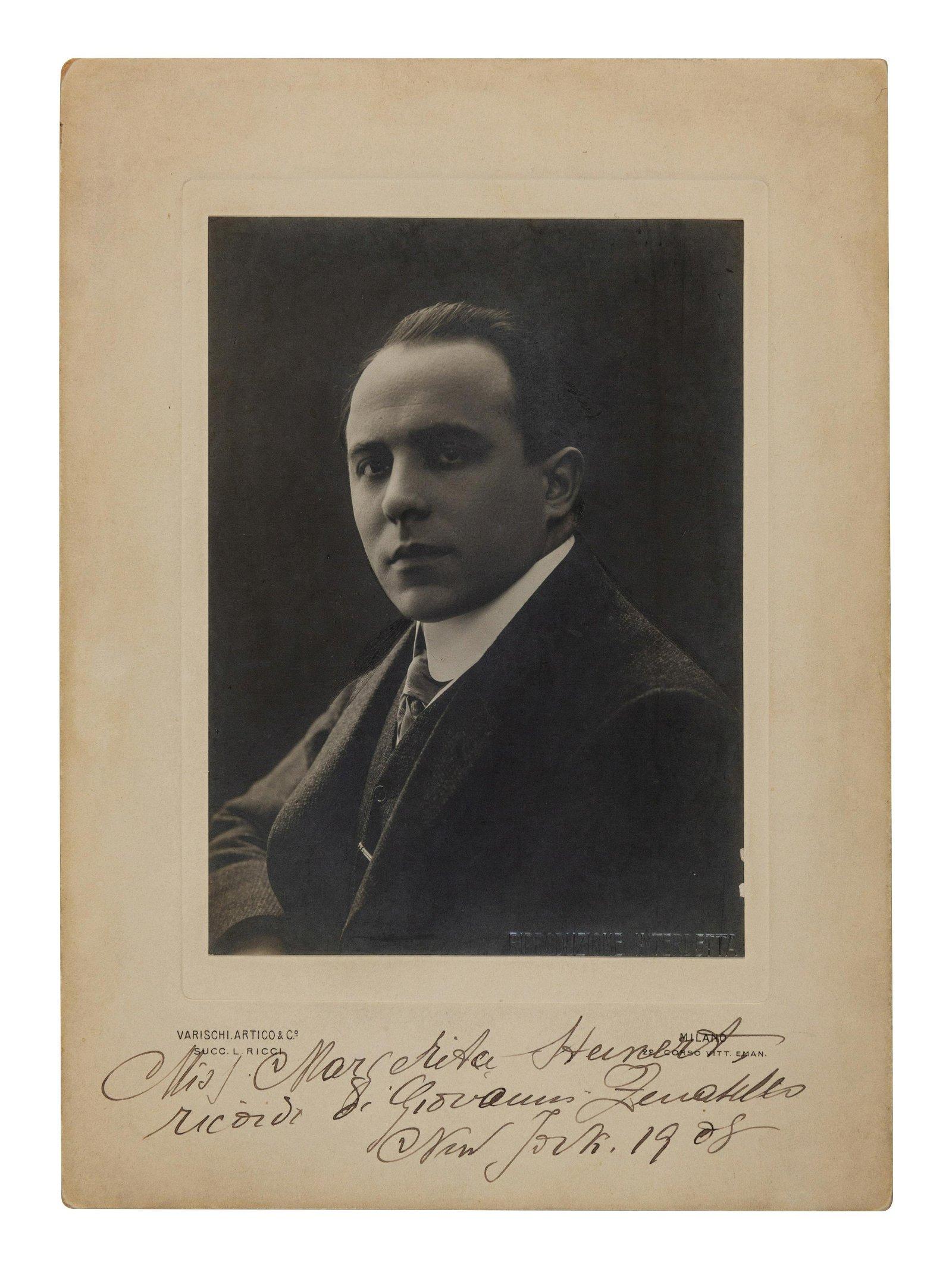 Giovanni Zenatello (1876-1949)