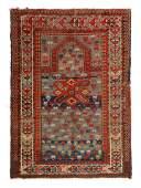 A Caucasian Wool Prayer Rug