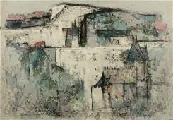 Shigeo Matsuki Japanese 19172010 Untitled 1962