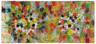 Judy Pfaff (American, b. 1946) Untitled, 2020