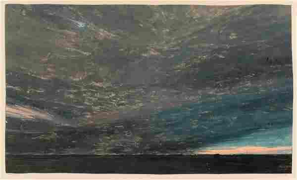 Keith Jacobshagen (American, b. 1941) Devils Night IV,