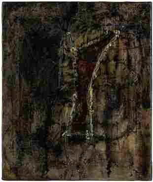 Tadeusz Brzozowski (Polish, 1918-1987) Untitled,