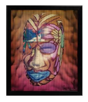 Ed Paschke (American, 1939-2004) No Fumare Por Favor,