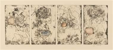 Joan Mitchell (American, 1925-1992) Sunflower IV, 1972