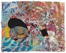 Sam Gilliam American b 1933 Manet 1998