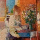 Bernard Taurelle French b 1931 Untitled The