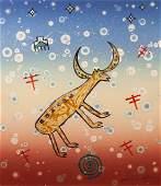 Dan Lomahaftewa (Hopi-Choctaw, 1951-2005) Lot is