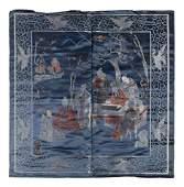 Twenty Five Chinese Embroidered Silk Panels