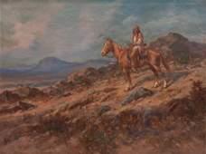 Henry Raschen (American, 1854-1937) Geronimo