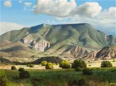 Jurgen Wilms (American, b. 1951) Landscape