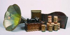 445: An Edison Standard Phonograph,