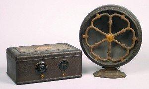 448: An Atwater Kent Radio,