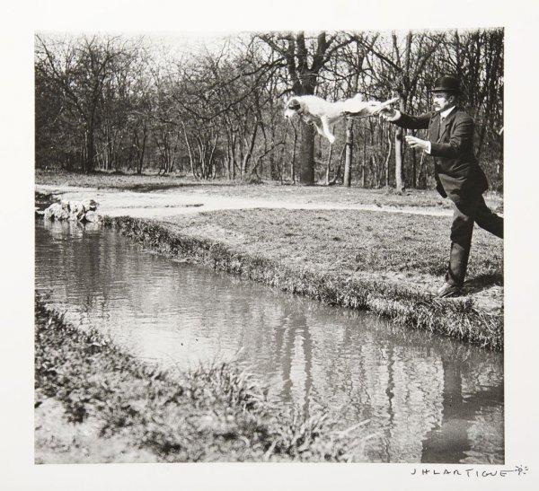 Jacques Henri Lartigue, (French, 1894-1986), M. Follete