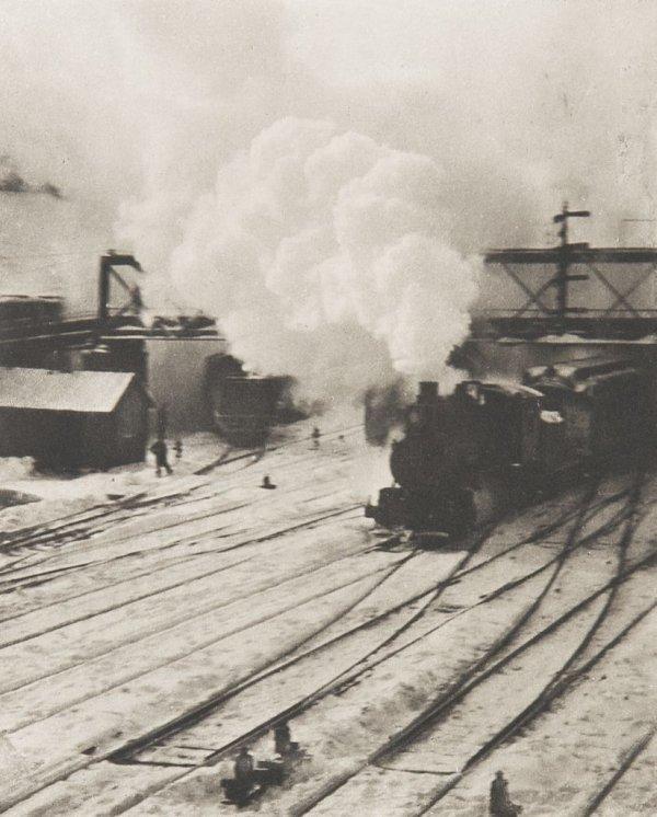 Alfred Stieglitz, (American, 1864-1946), In the New Yor