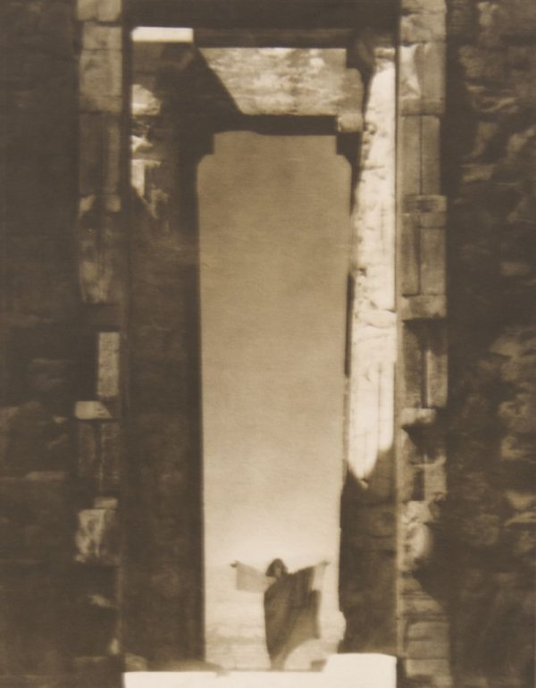 Edward Steichen, (American, 1879-1973), Isadora Duncan