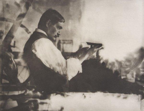Alfred Stieglitz, (American, 1846-1946), Camera Work, A