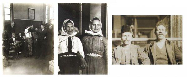 Lewis Wickes Hine, (American, 1874-1940), Three Photogr