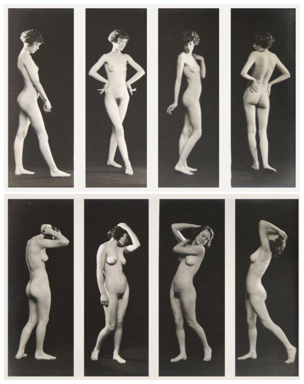 Albert Arthur Allen, (American, 1886-1962), Female Figu