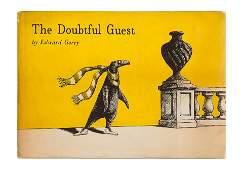 GOREY Edward 19252000 The Doubtful Guest Garden