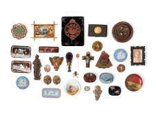 A Collection of Diminutive Decorative Articles