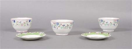 411 A Collection of English Pottery Articles Height o