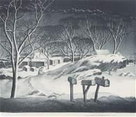 614: Samuel L. Margolies, (American, 1897-1978), White