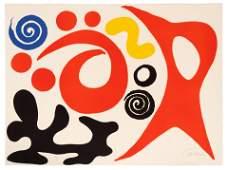 Alexander Calder (American, 1898-1976) Plankton