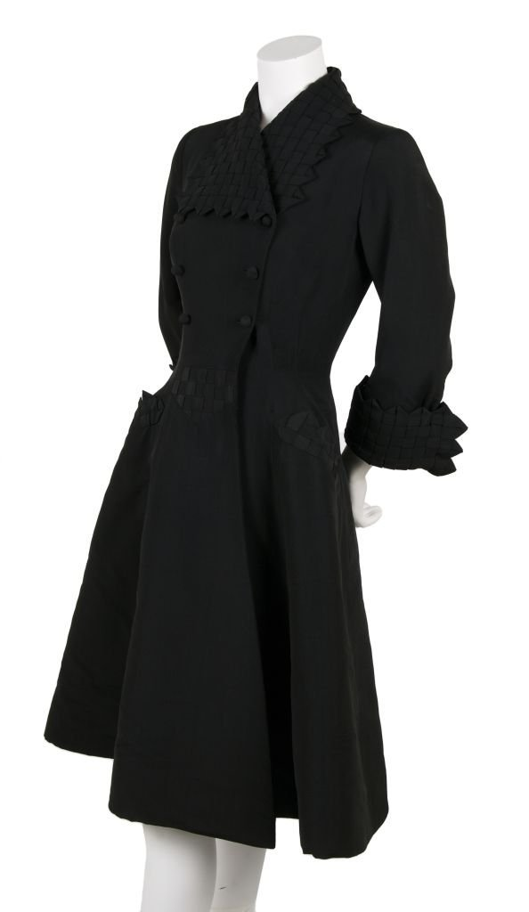 A Falkenstein Black Coat,
