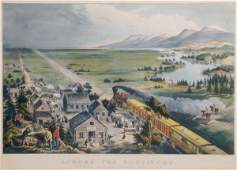 674 Currier and Ives American 19th20th Century A