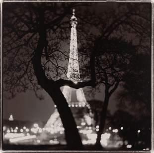 Keith Carter (American, b. 1948) Eiffel Tower, 1999