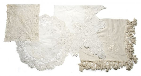 A Collection of Lace Articles,