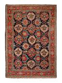 A Herati or Northwest Persian Wool Rug