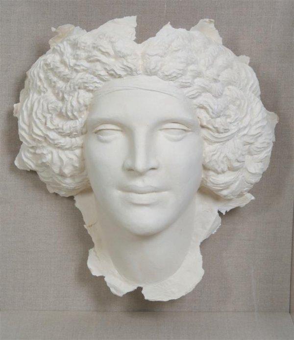 Frank Gallo, (American, b. 1933), Head of Woman