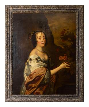 Attributed to Sir Peter Lely (British, 1618-1680)