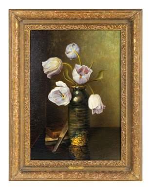 Bernardus Arps (Dutch, 1865-1938) Still Life with