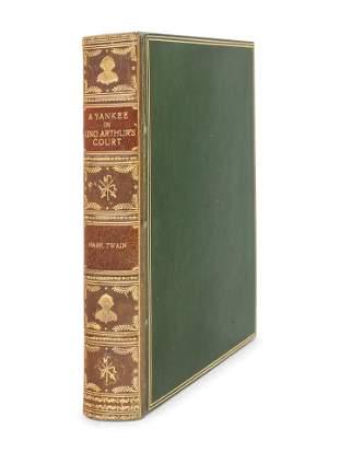"""CLEMENS, Samuel (""""Mark Twain"""") (1835-1910). A"""