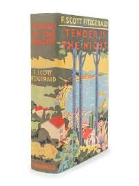 FITZGERALD, F. Scott (1896-1940). Tender is the Night.