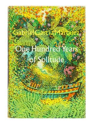 GARCIA MARQUEZ, Gabriel (1927-2014). One Hundred Years