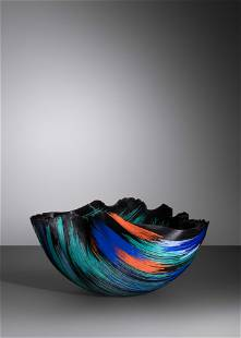 Toots Zynsky (b. 1951) Untitled Vessel, 1993