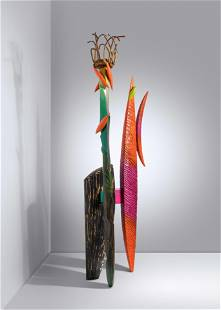 Wendy Maruyama (b. 1952) Candelabrum C, 1992