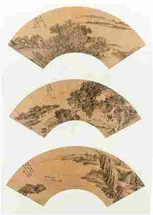 Wang Yi, Zhang Yao'en, Zhao Gui