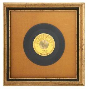 """5: A 1956 45rpm Sun Records Single, Mystery Train"""" / """"I"""