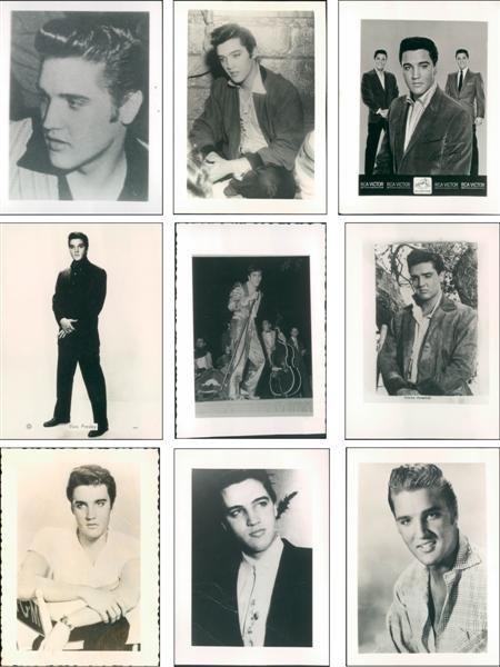 10: A Collection of Original and Publicity Photos of El