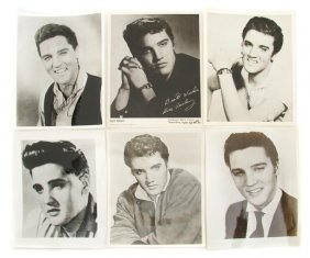 A Large Collection Of 1950s Publicity Photographs O