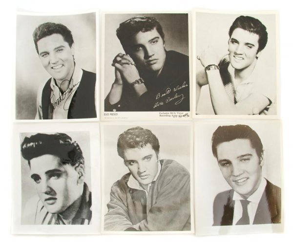 11: A Large Collection of 1950s Publicity Photographs o