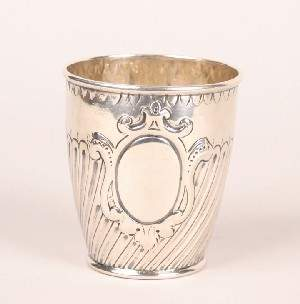 A Silver Cup,