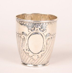 324: A Silver Cup,