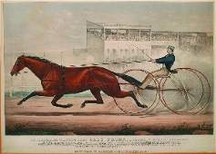 791 Currier and Ives American 19th Century Celebr