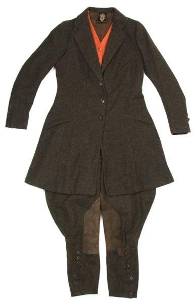 9: A Lord and Taylor Equestrian Suit,